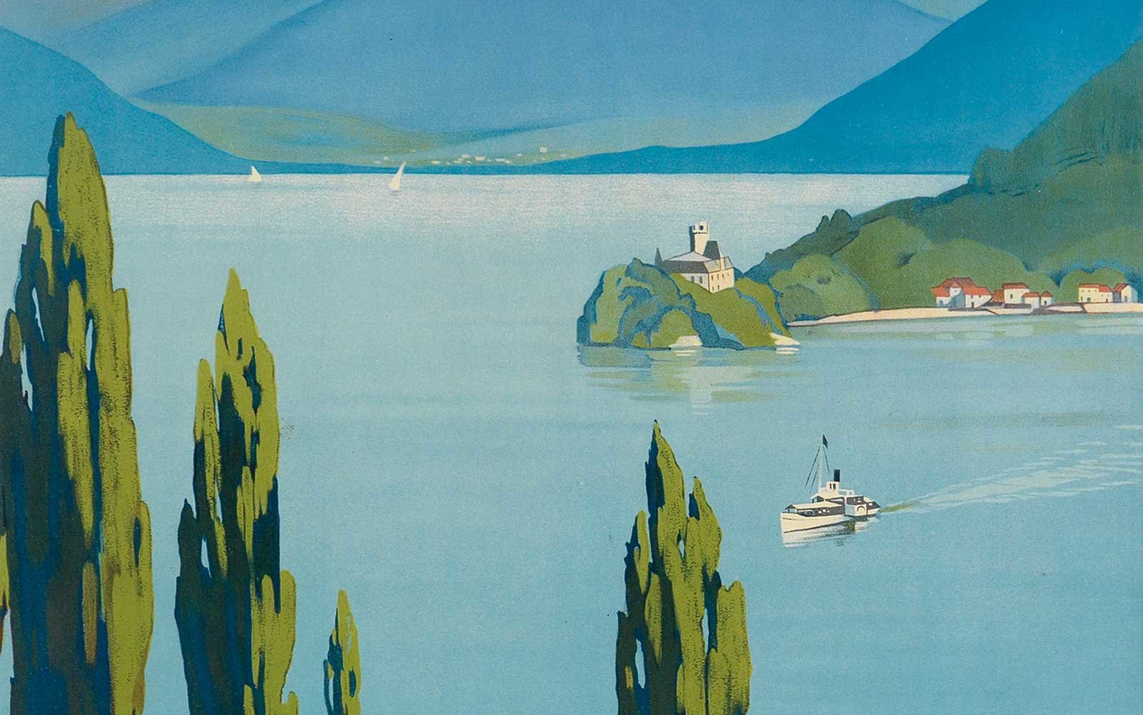 Картинки по запросу These Glamorous Vintage Travel Posters Are Up for Auction