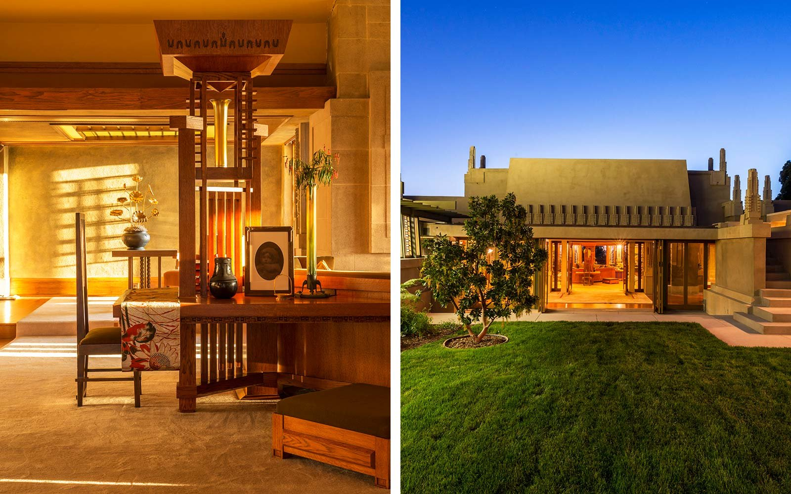 10 Must-See Houses Designed by Architect Frank Lloyd Wright | Travel ...