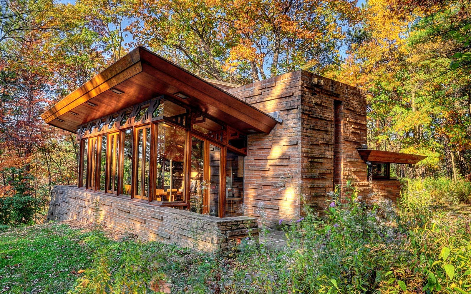 Seth Peterson Cottage In Lake Delton, Wisconsin