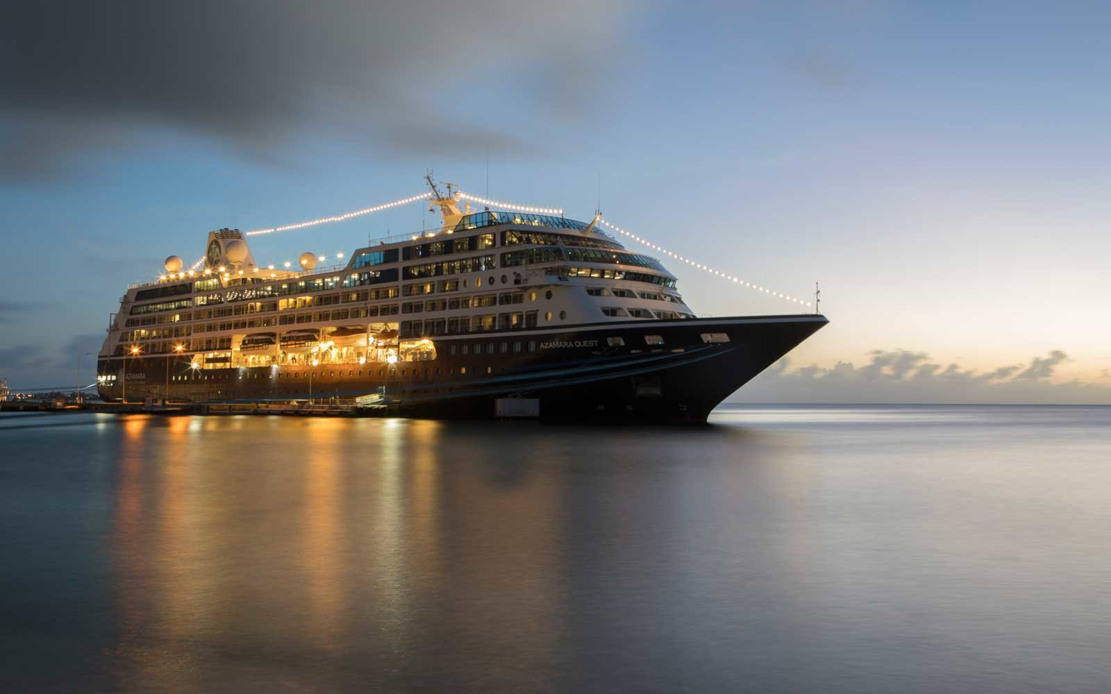 Azamara Club Cruises Quest Travel Leisure