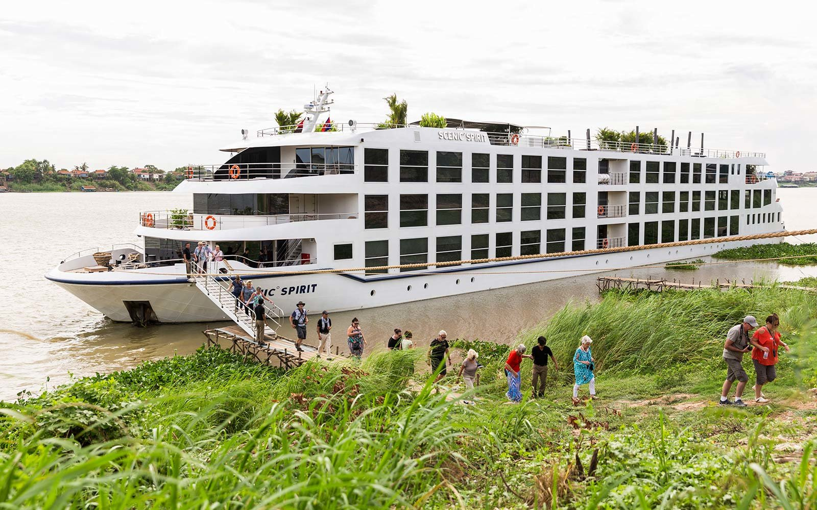 Scenic Mekong River Cruise