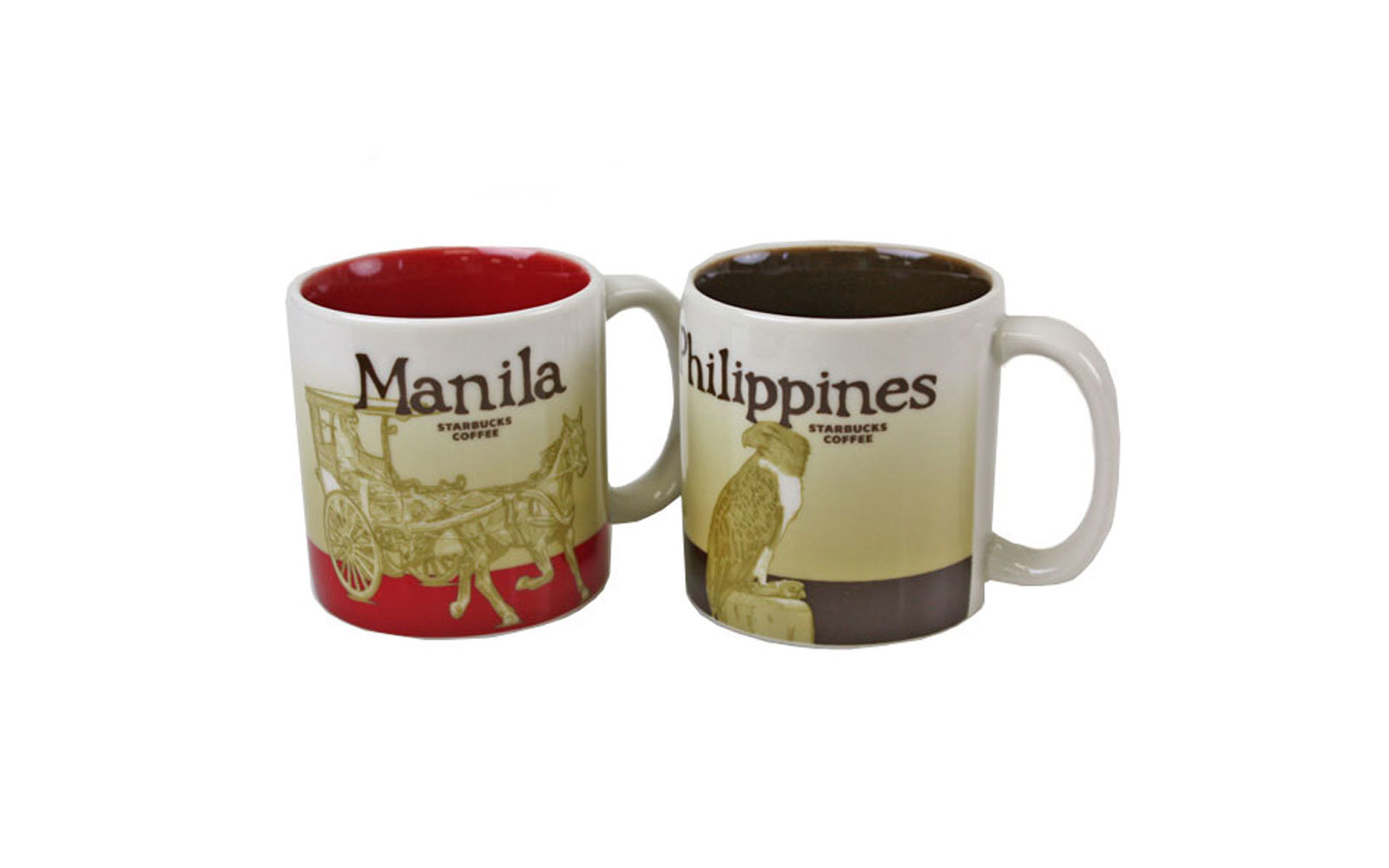 City-themed Starbucks Mugs Are the Best Way to See the World Before ...