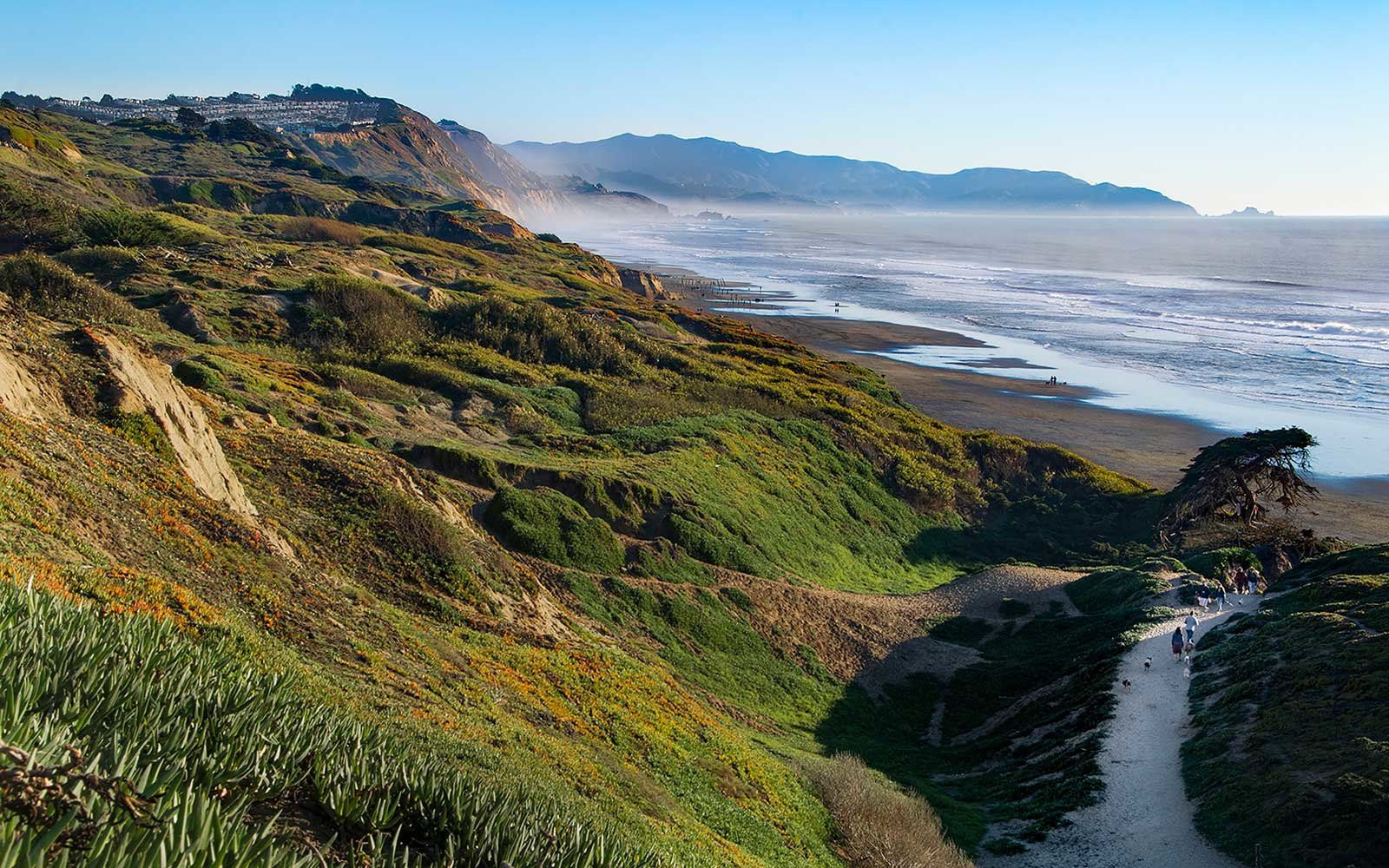 Fort Funston, San Francisco, California