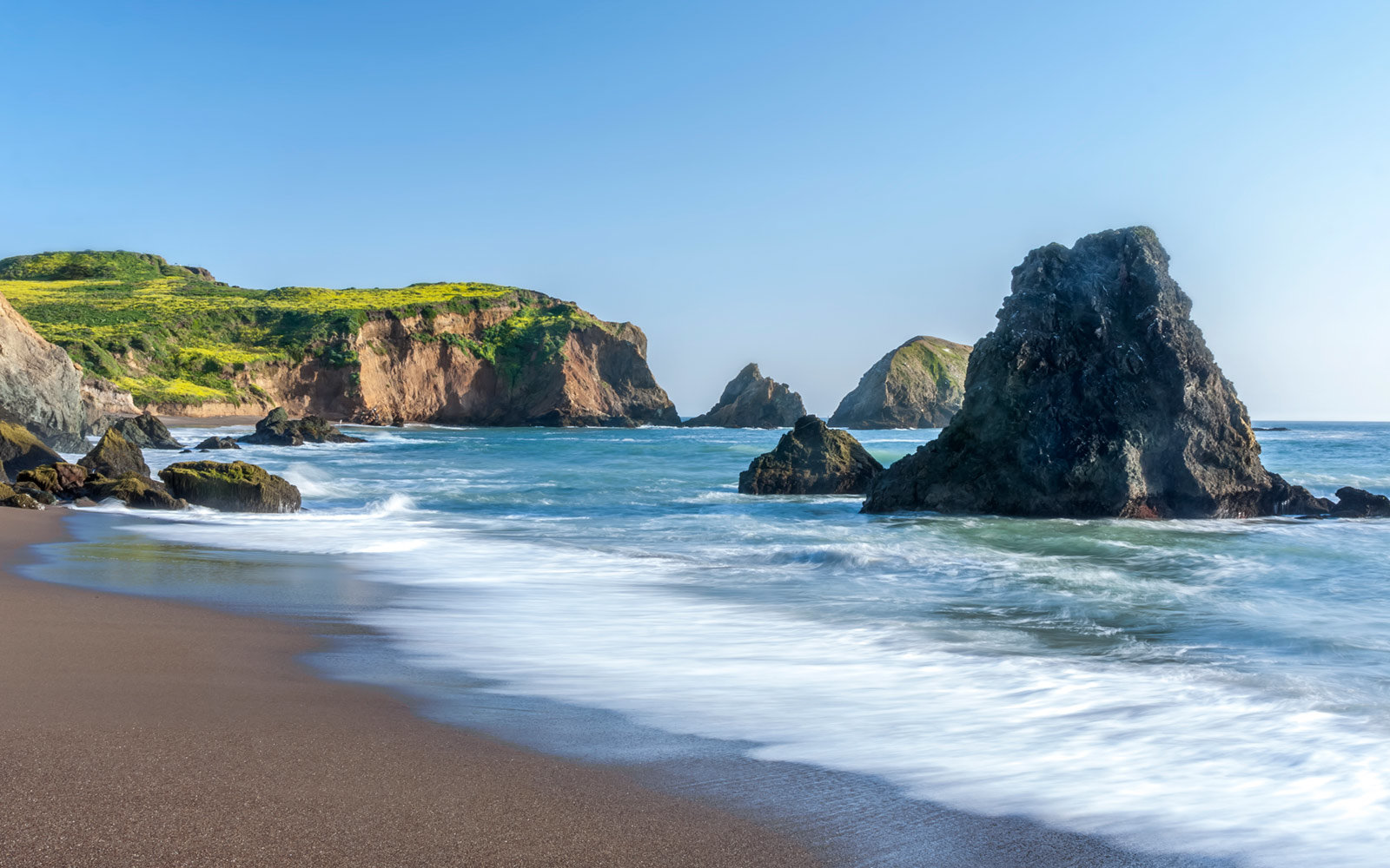Rodeo Beach, California