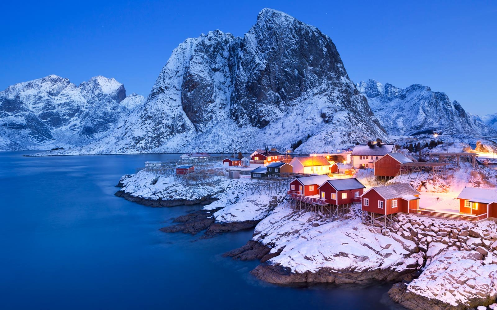 Norway >> Reasons To Visit Norway The Happiest Country Travel Leisure
