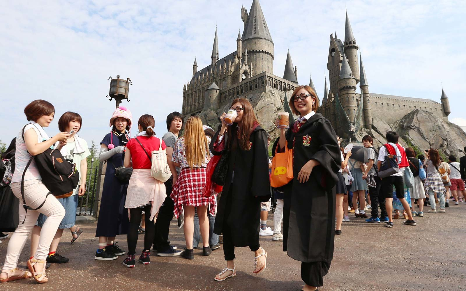 Harry Potter World getting dementors