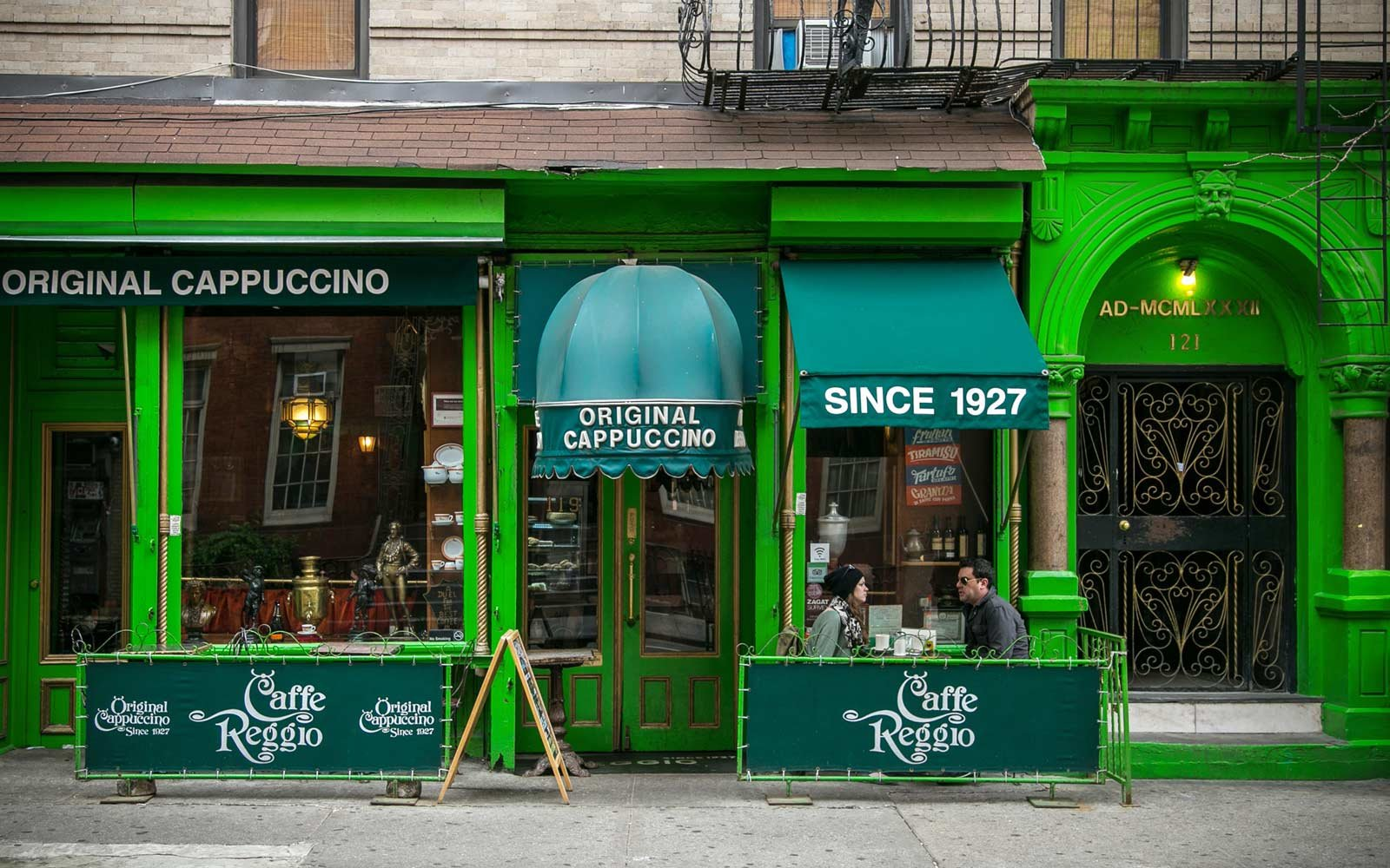 12 Historic Coffee Shops Worth Visiting