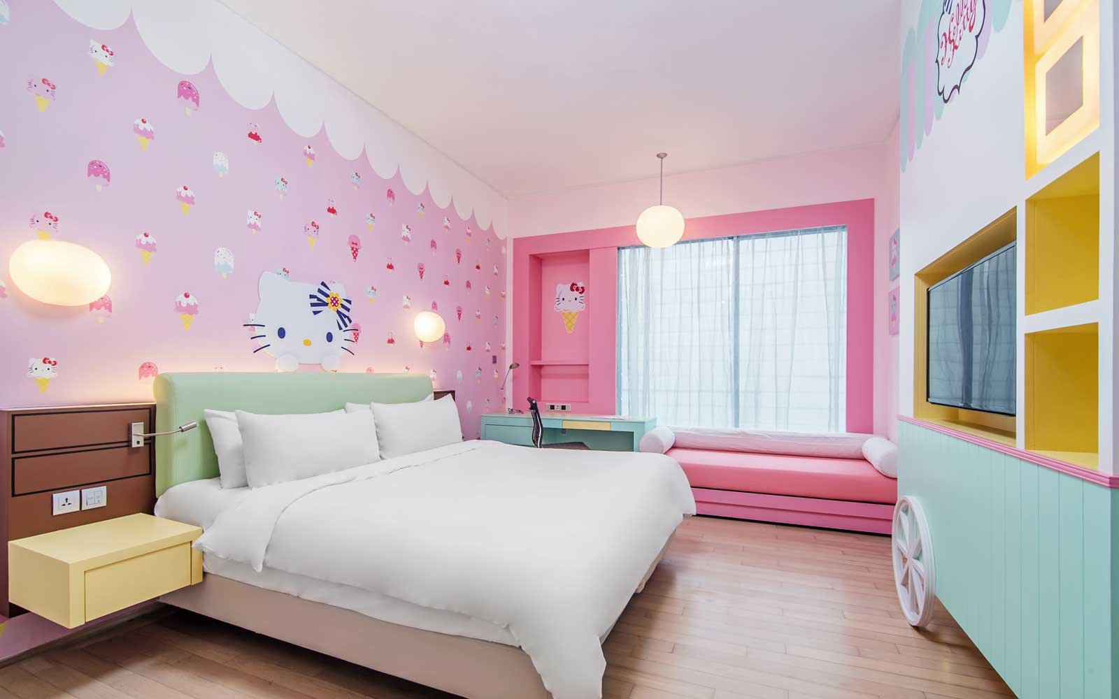 df65e9f06 11 Places That Every Hello Kitty Fan Needs to Visit | Travel + Leisure