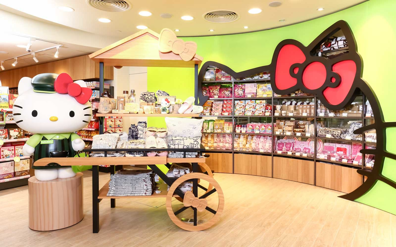 11 places that every hello kitty fan needs to visit. Black Bedroom Furniture Sets. Home Design Ideas