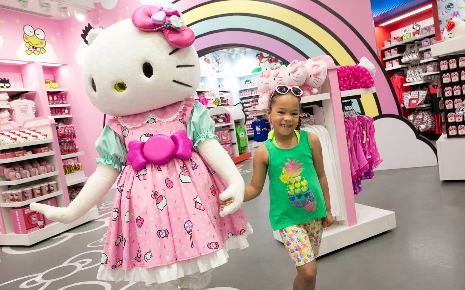 Hello Kitty Travel Experiences
