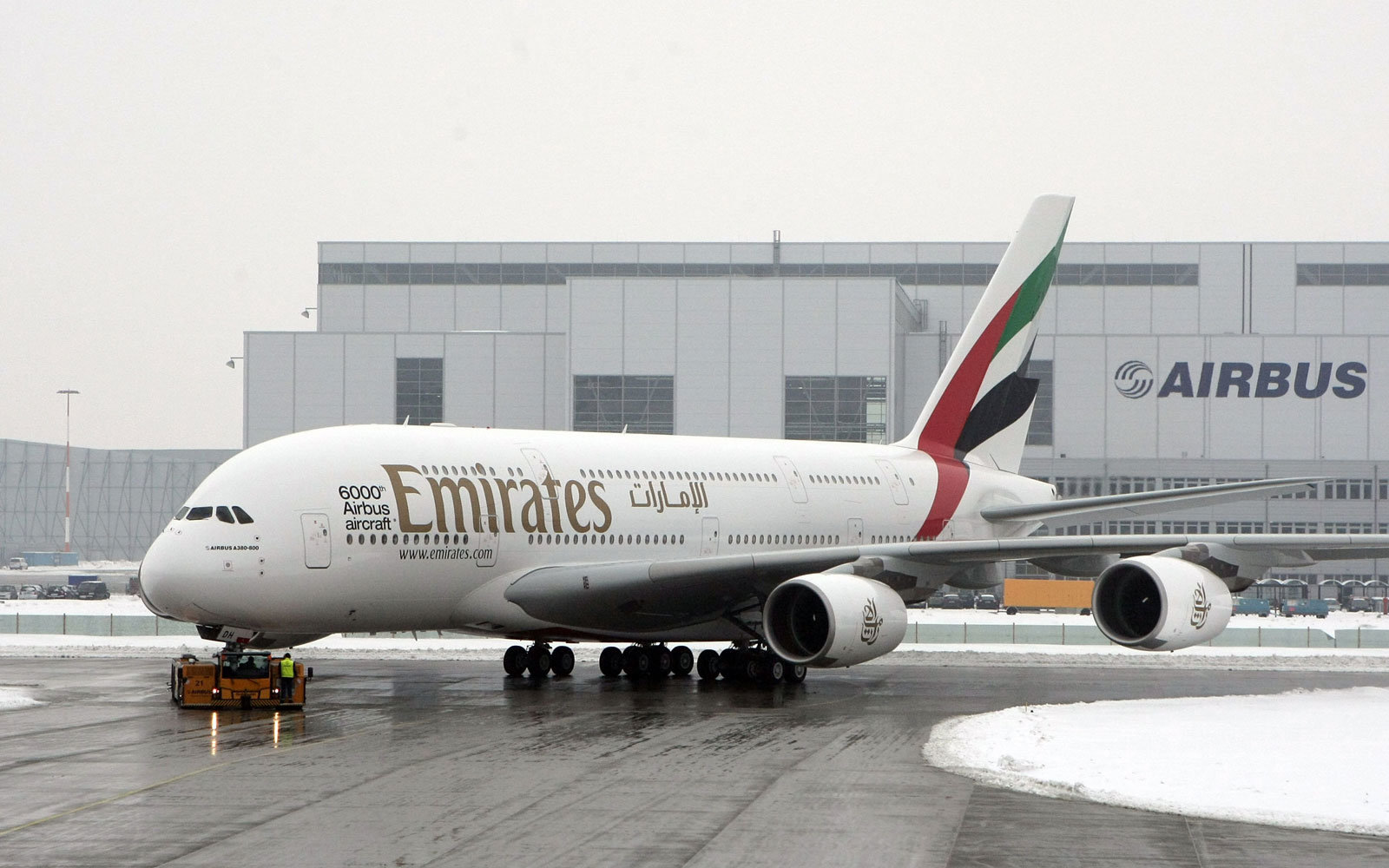 UAE's Emirates Airline suspends flights to Tunis