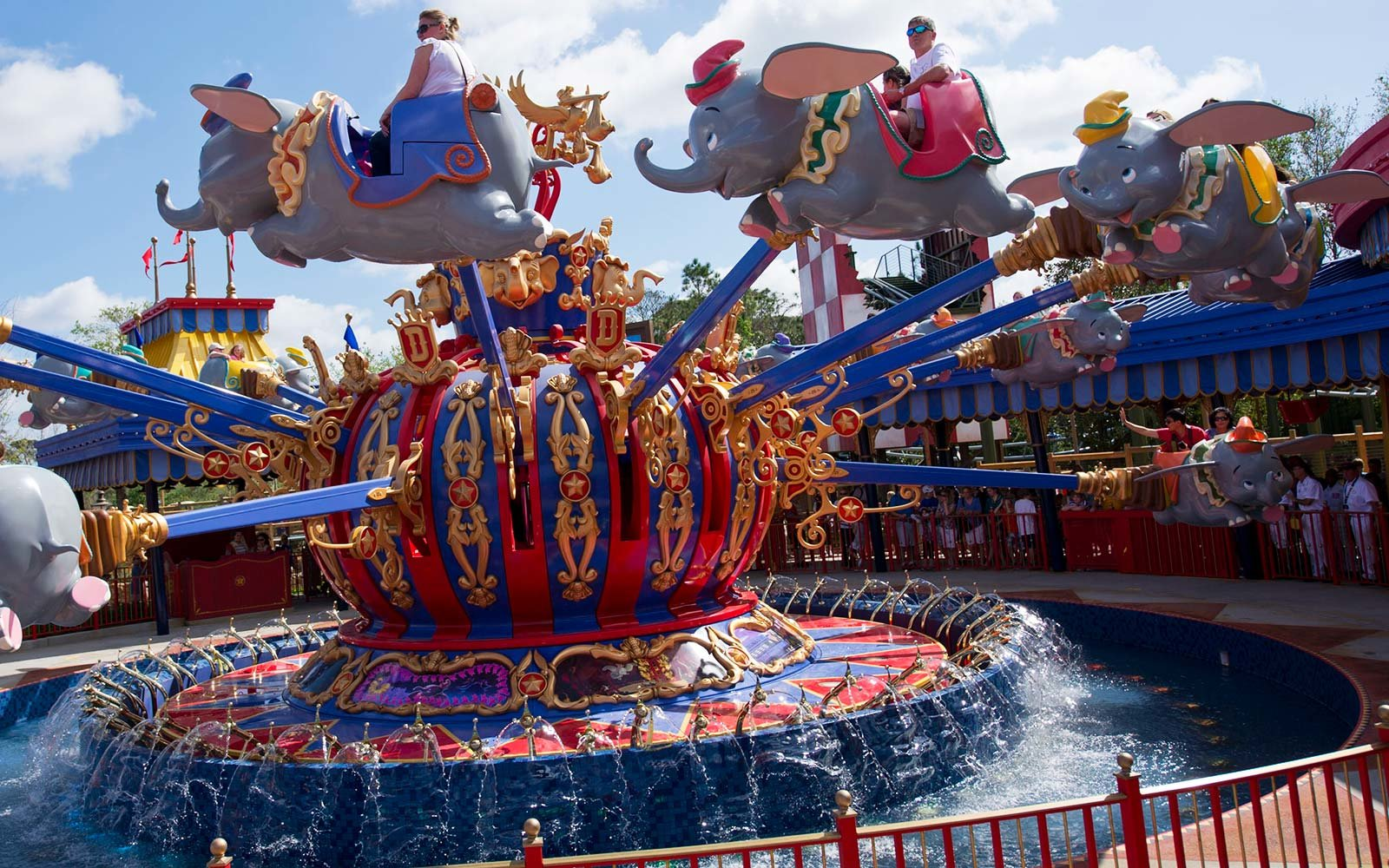 Every Single Ride At Walt Disney World Ranked Travel Leisure