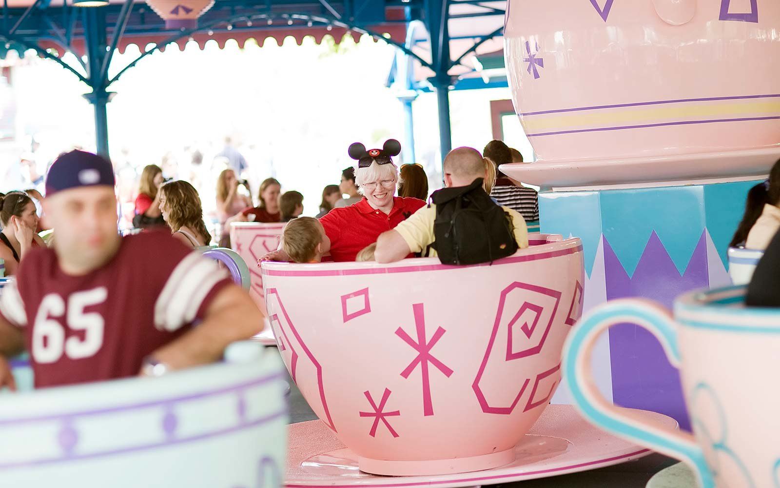Every Walt Disney World Ride Ranked