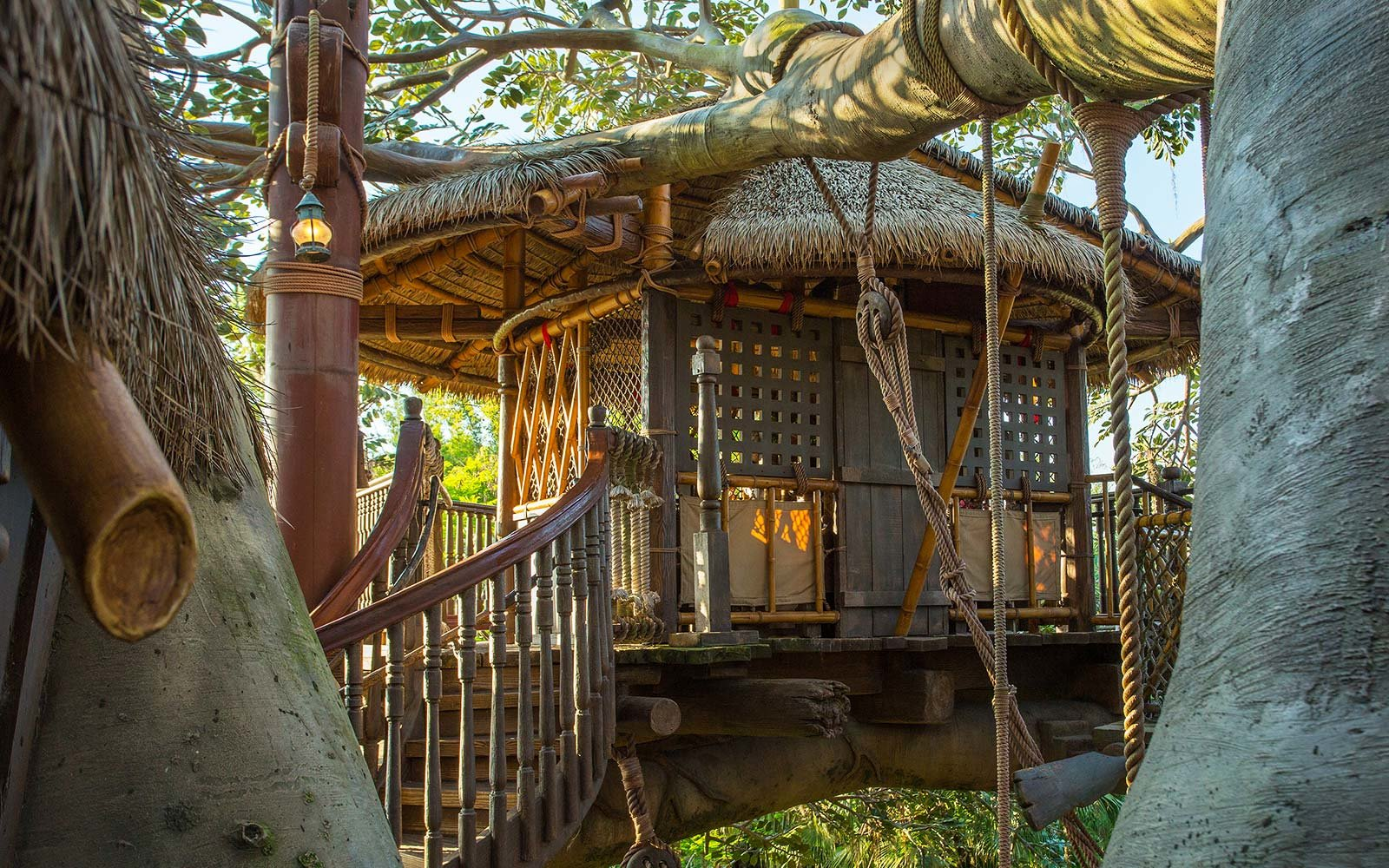 54. Swiss Family Treehouse