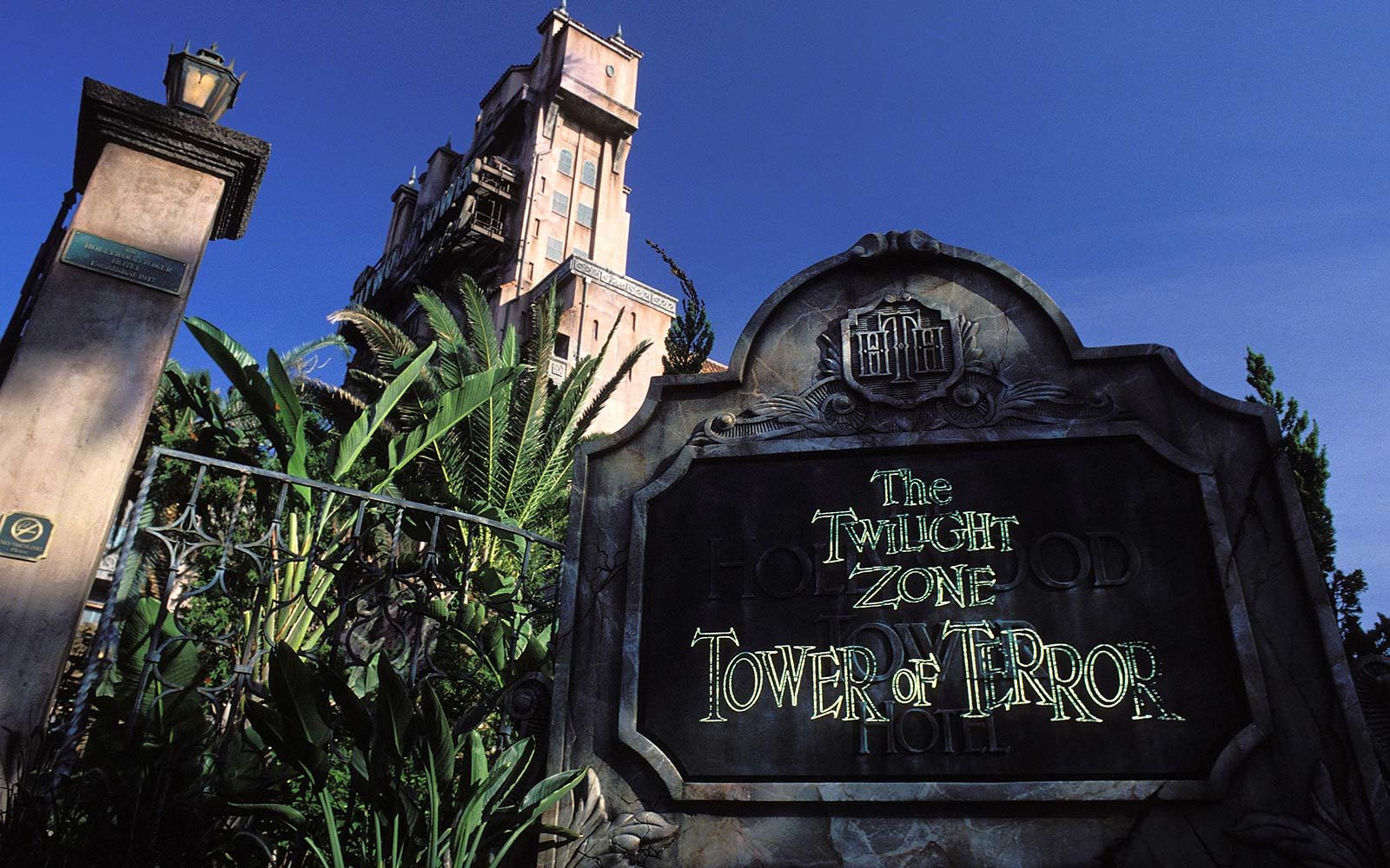 3. The Twilight Zone Tower of Terror
