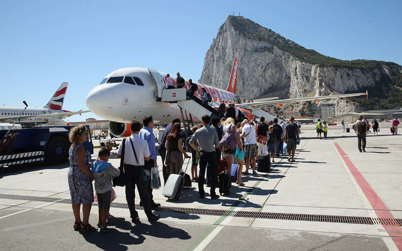 Gibraltar International Airport, Gibraltar