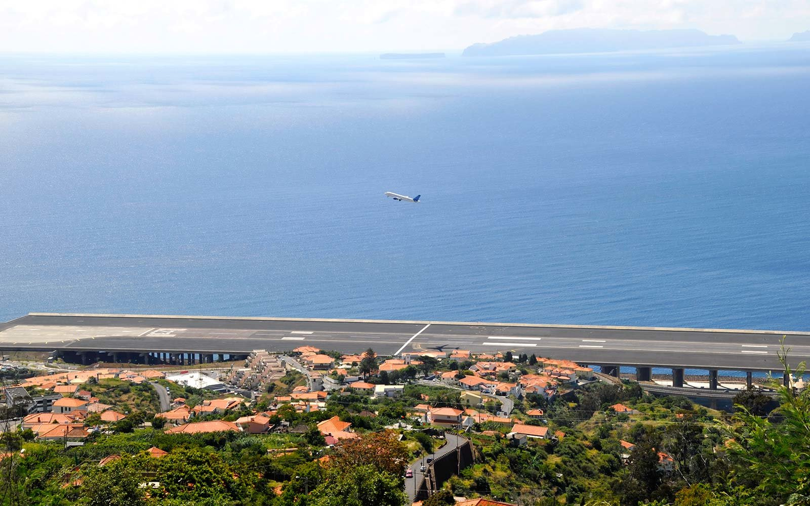 Madeira Airport, Portugal