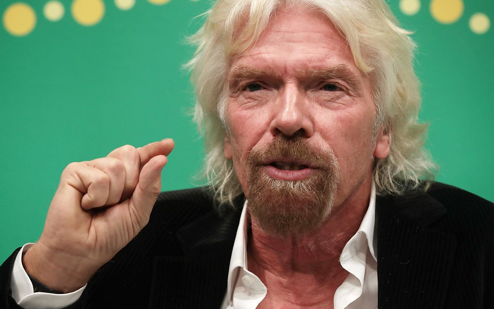 Richard Branson bashes Alaska Air