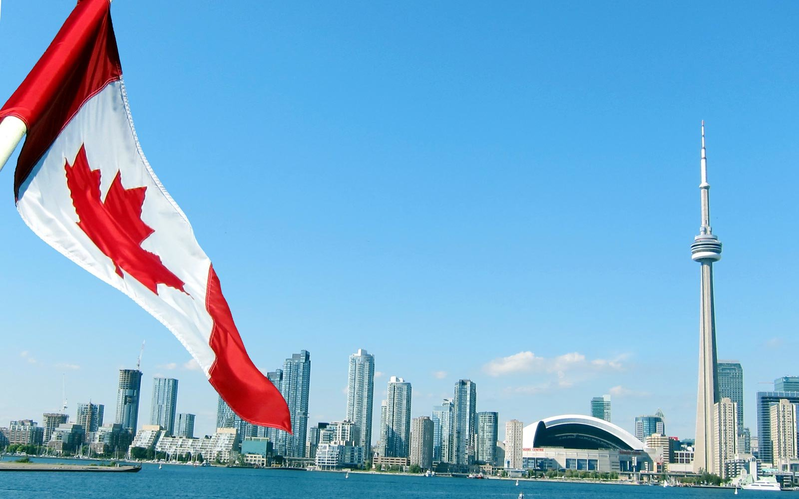 Travel Canada for $150
