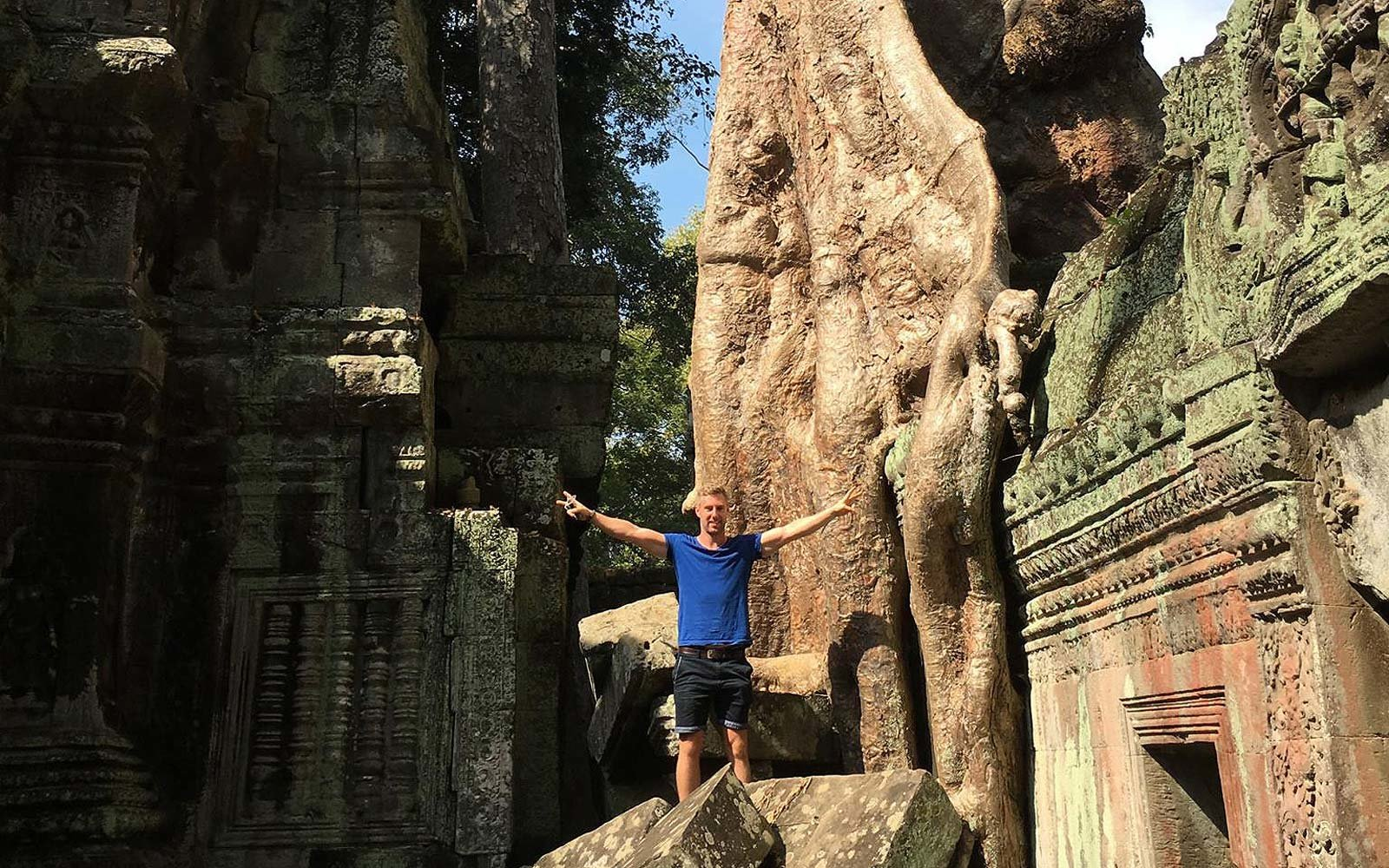 How this man made $1 million visiting every country in the world