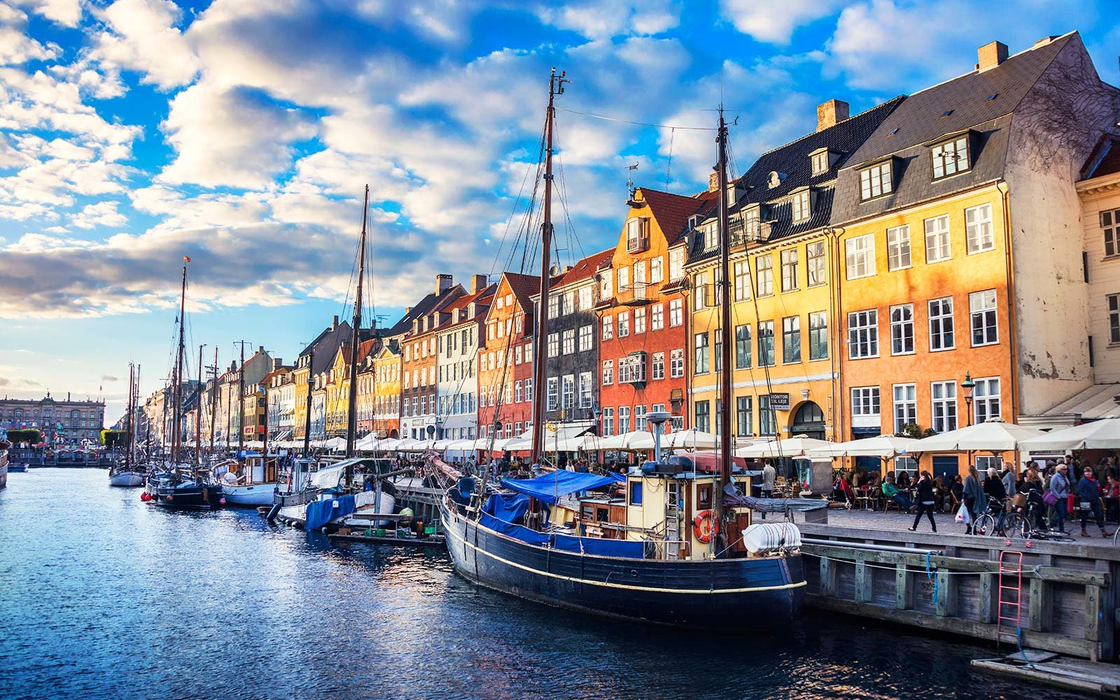 Fly From The U S To Copenhagen For 332 Round Trip
