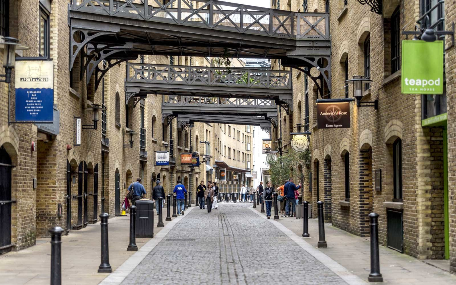 eat drink and shop like a local in london travel leisure