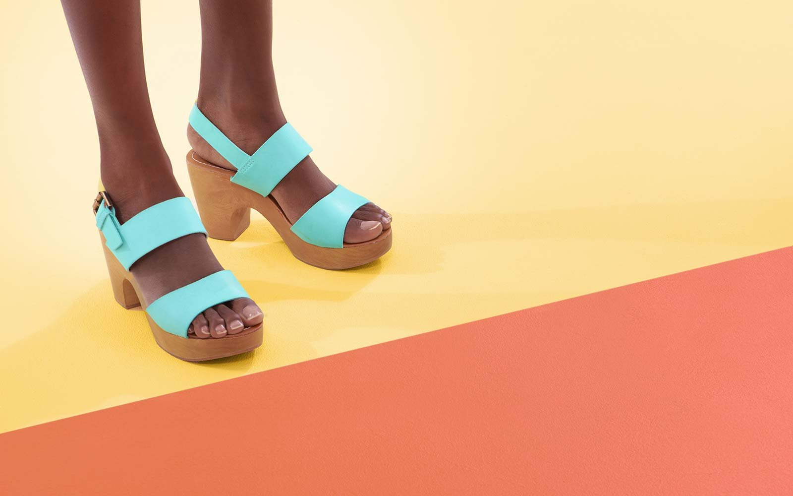 17 comfy heels that were made for traveling
