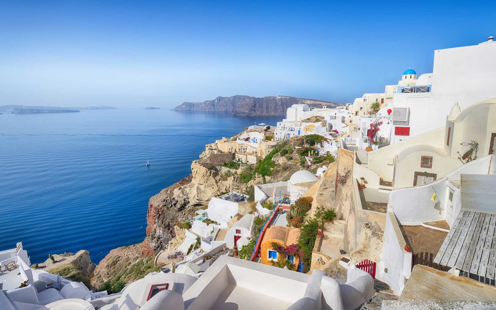Santorini Style Home Decor Travel Leisure