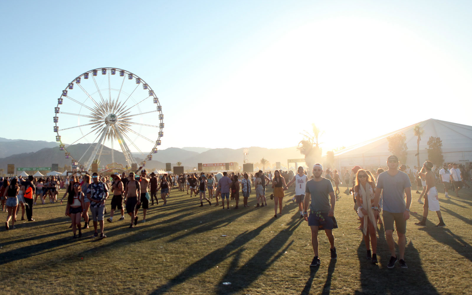 What to Pack to Coachella