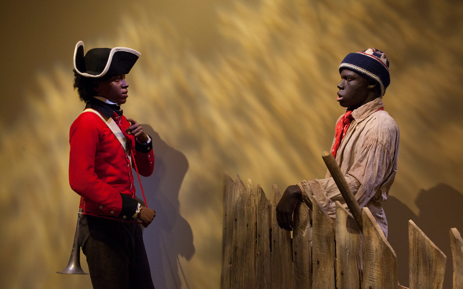 African American War Interactive, Museum of the American Revolution, Philadelphia, Pennsylvania