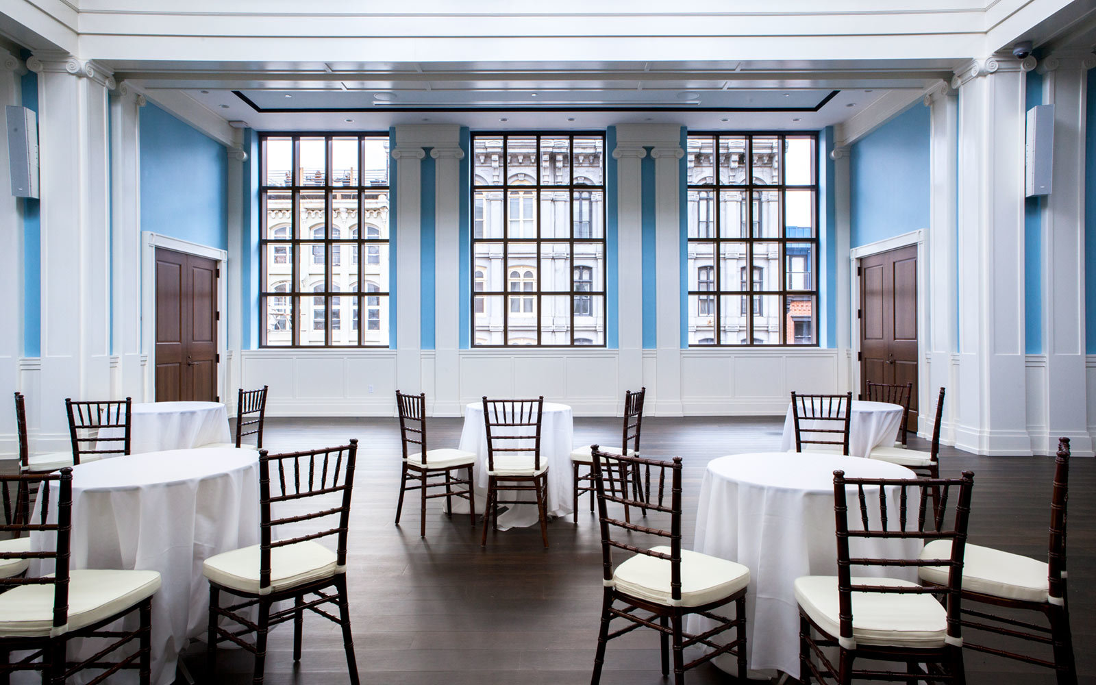 Ballroom, Museum of the American Revolution, Philadelphia, Pennsylvania