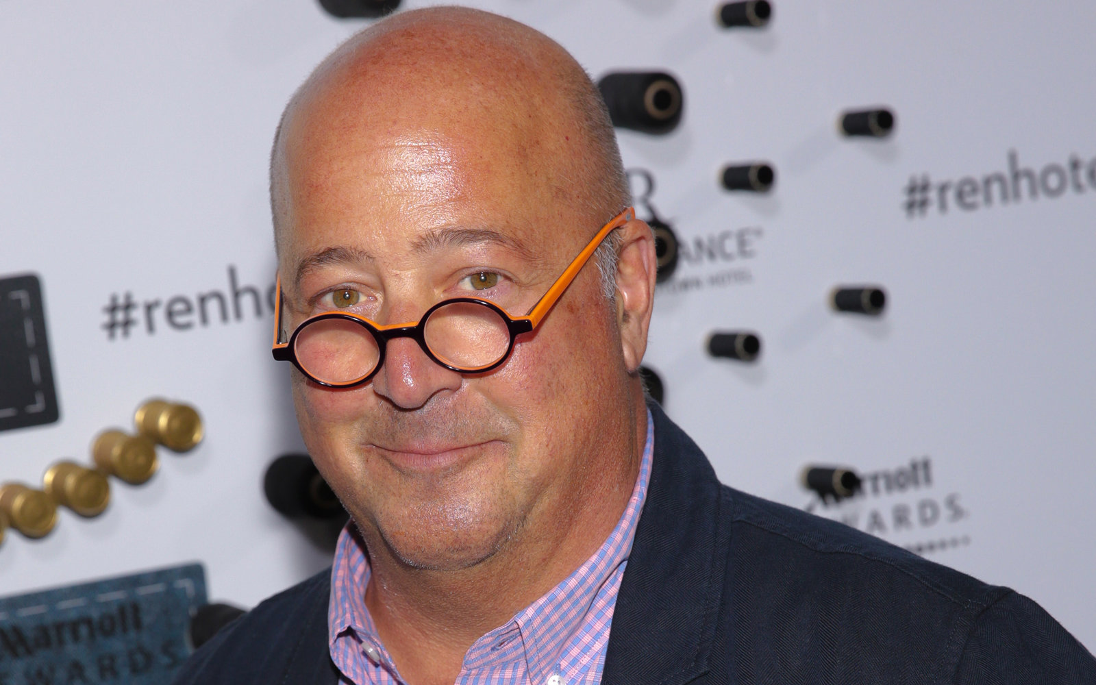 The One Ingredient Andrew Zimmern Doesn't Travel Without