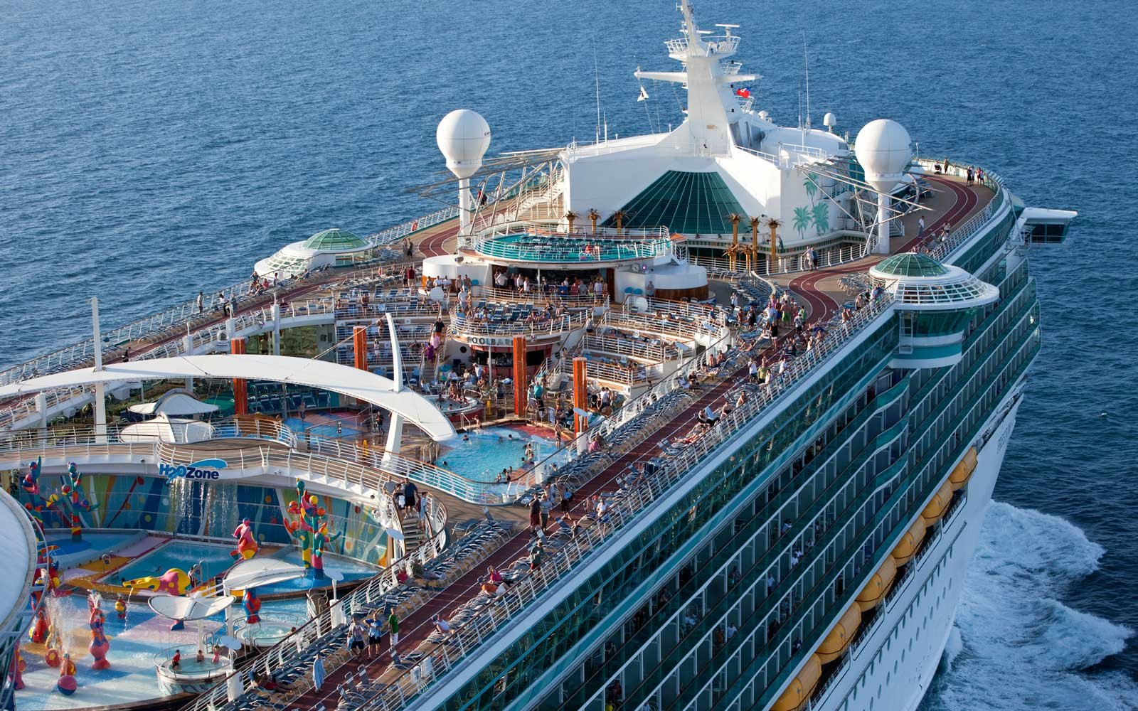 Five Things to Know About Royal Caribbean International's Freedom of the Seas Cruise Ship