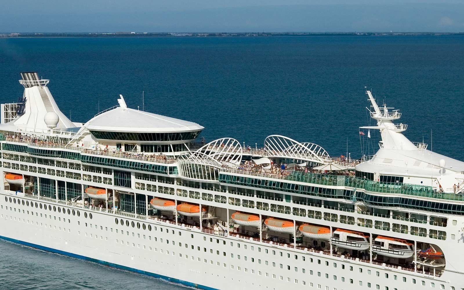 Five Things to Know About Royal Caribbean International's Grandeur of the Seas Cruise Ship