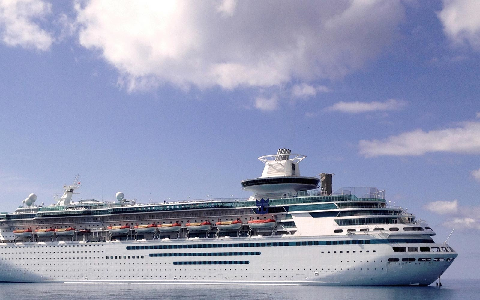 Five Things to Know About Royal Caribbean International's Empress of the Seas Cruise Ship