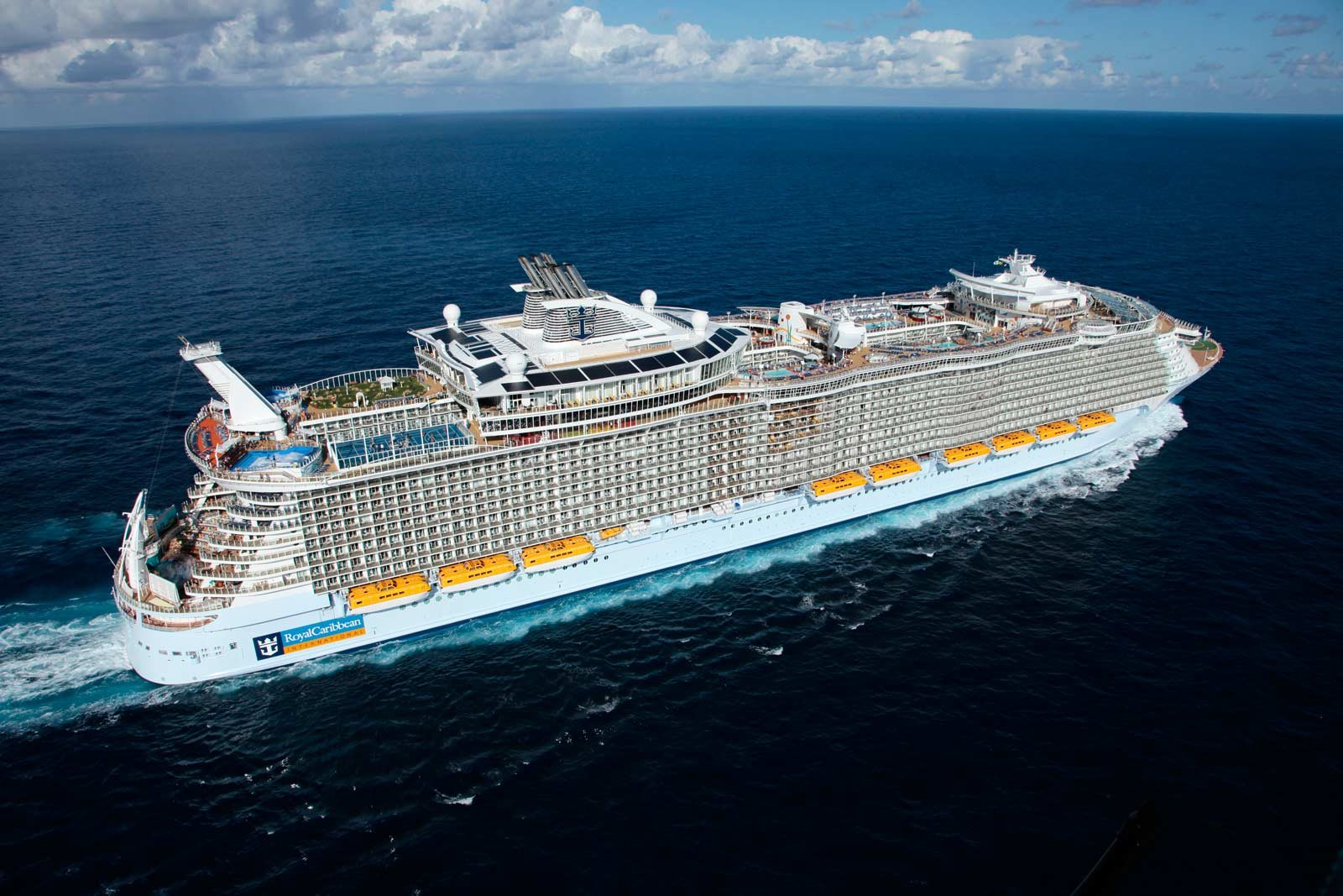 Five Things to Know About Royal Caribbean International's Symphony of the Seas Cruise Ship
