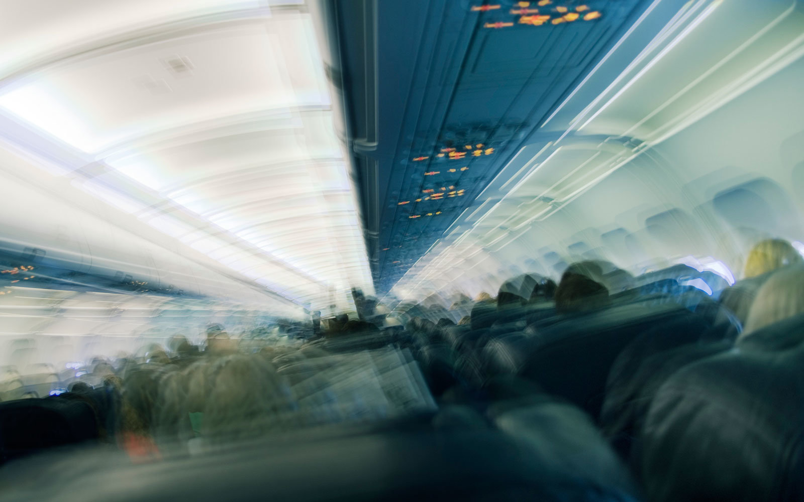 Severe air turbulence could become more common because of climate change.
