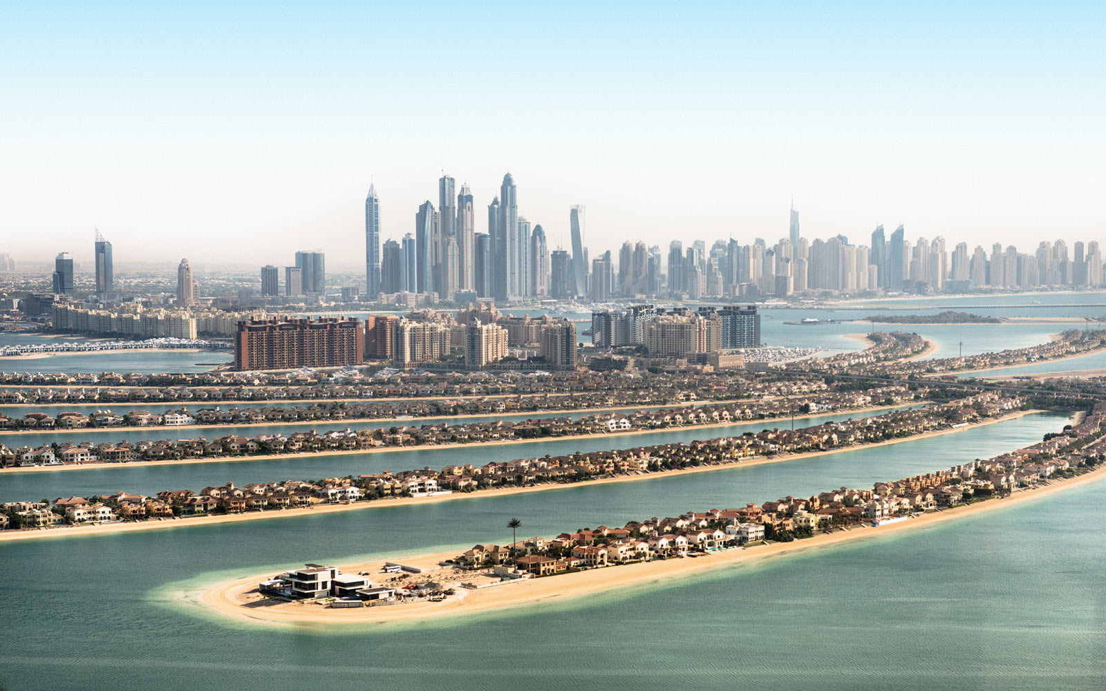 Dubai (UAE) - what sights the city is rich in (photo and video material)