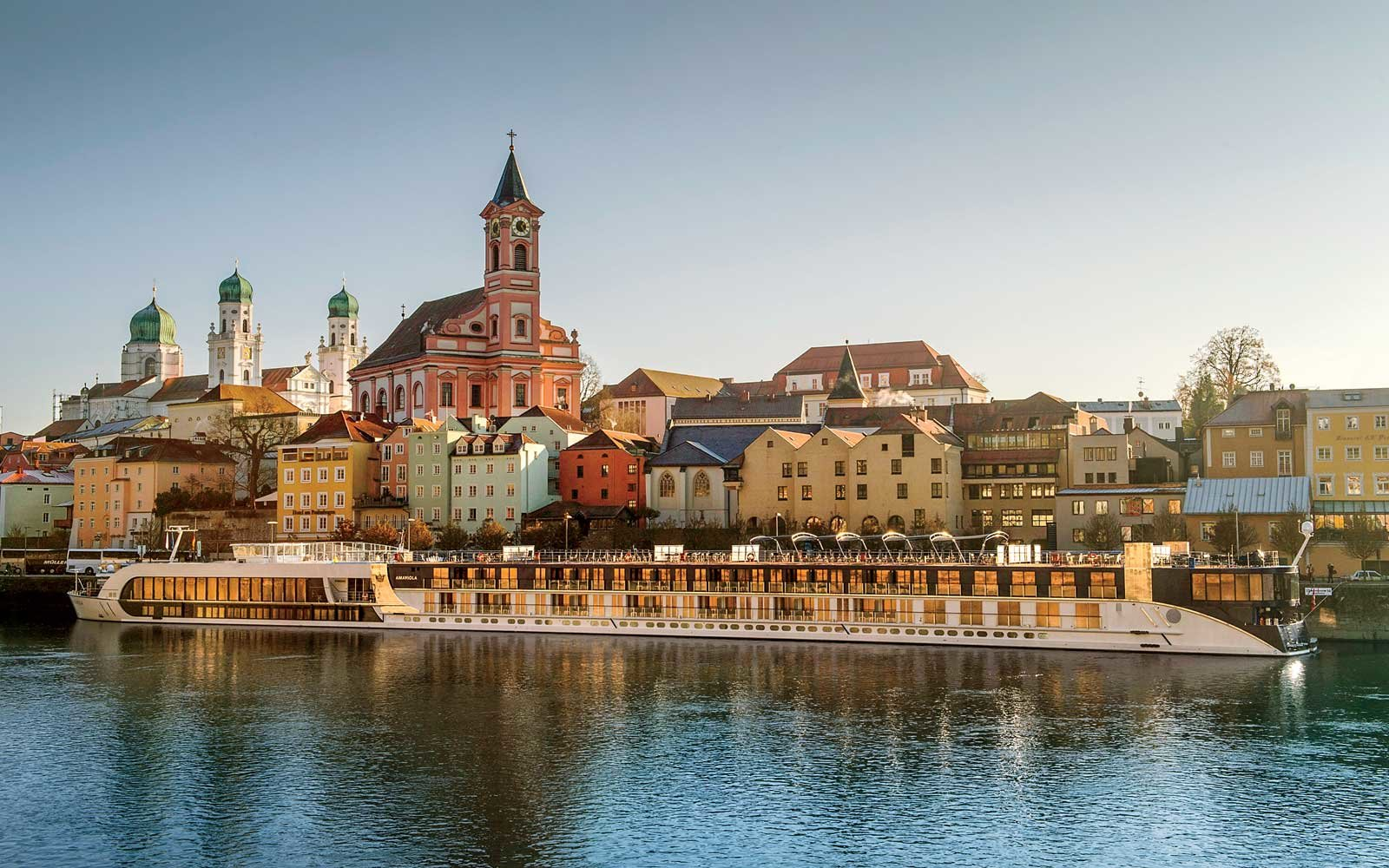 Ama River Cruises >> What It's Like to Cruise Down the Danube River | Travel + Leisure