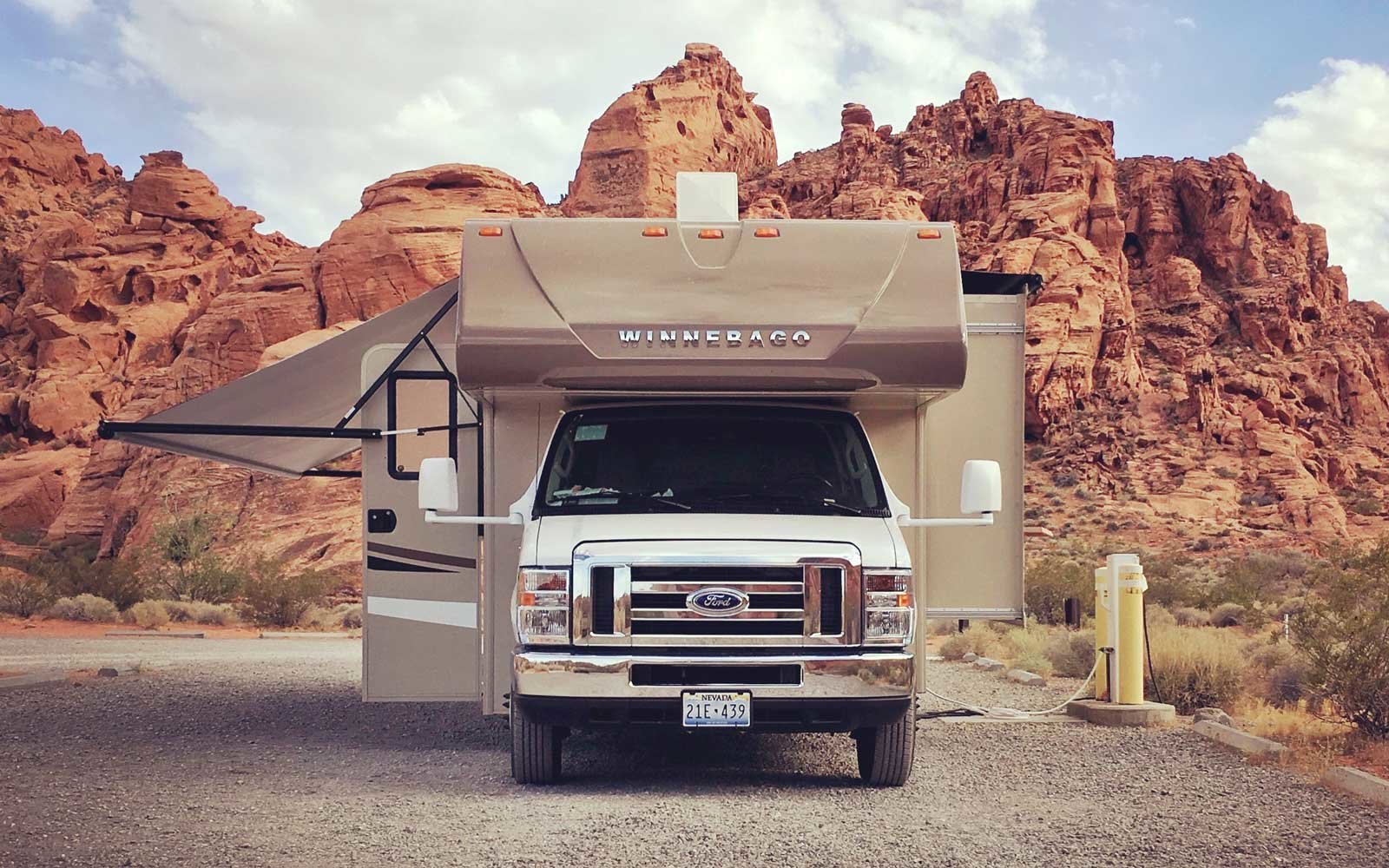 america's parks by rv | travel + leisure