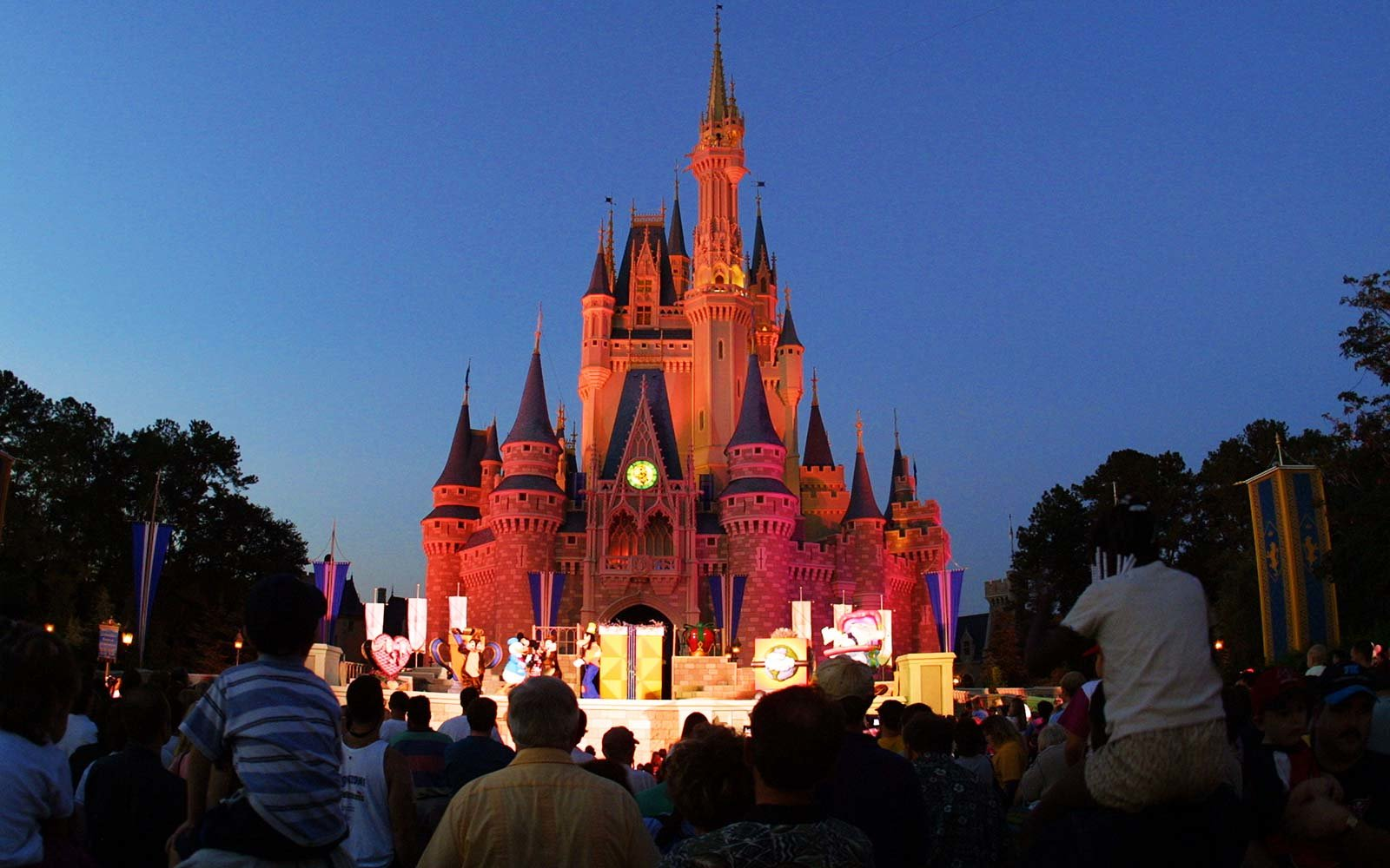 secrets of disney's cinderella castle | travel + leisure