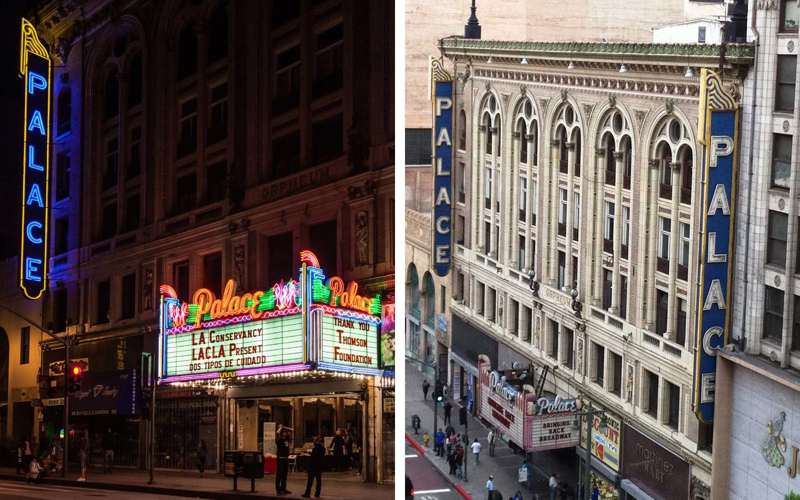 The Story Behind the Los Angeles Broadway Historic Theatre District