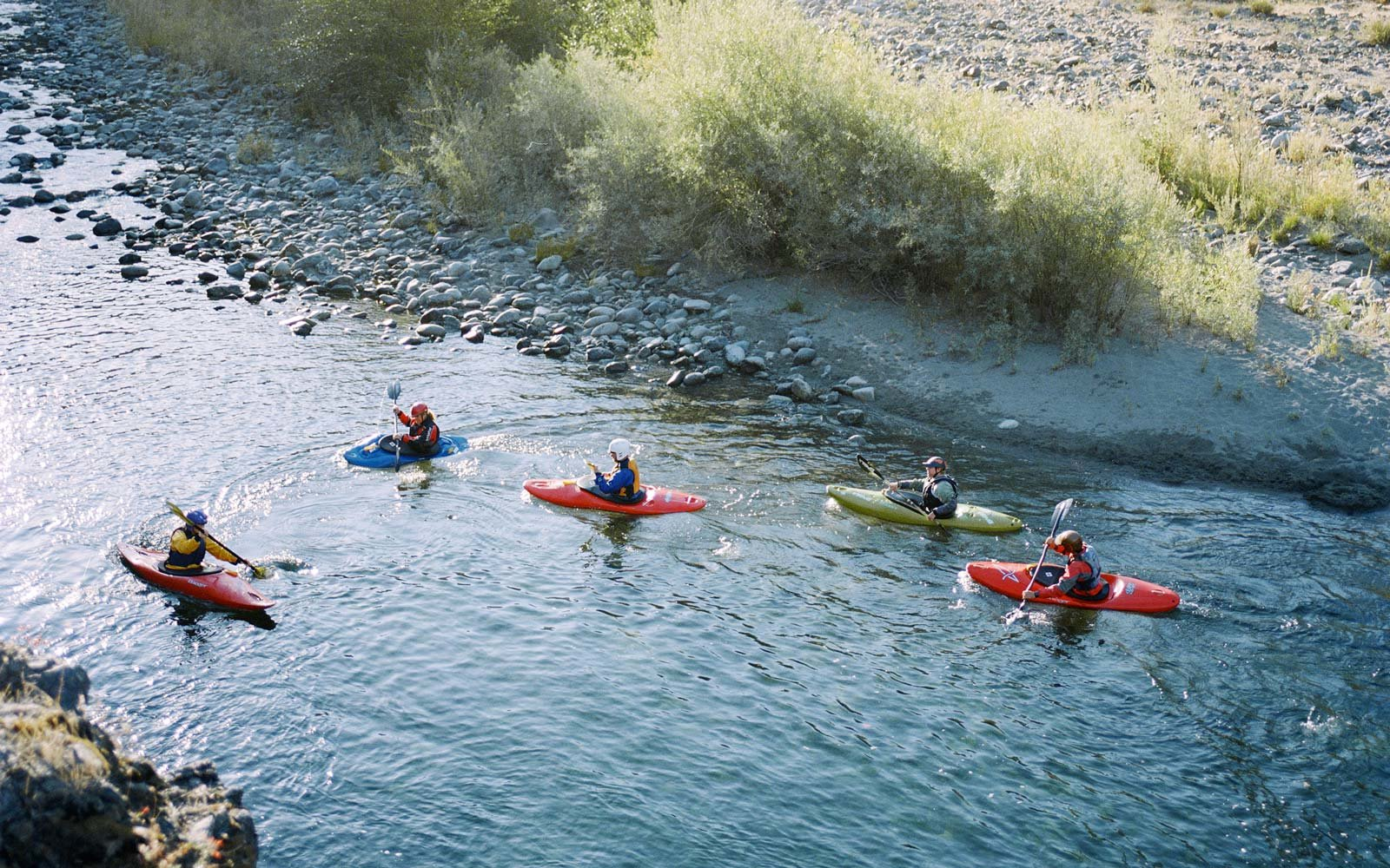 Humboldt California Kayaking