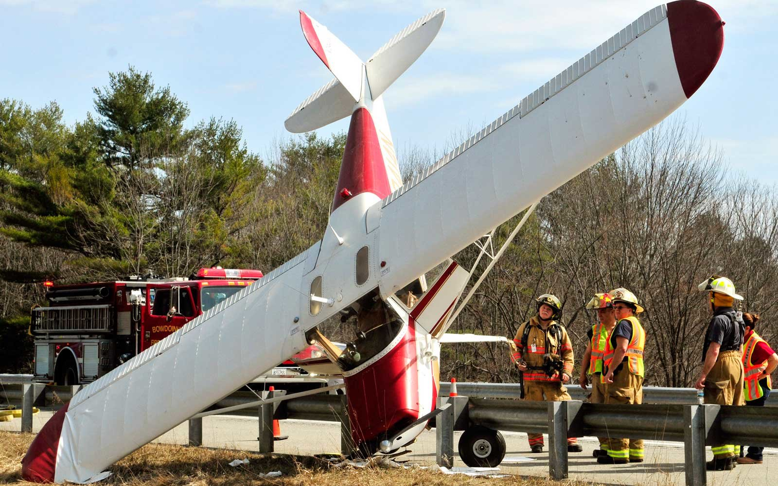 Maine Plane Crash