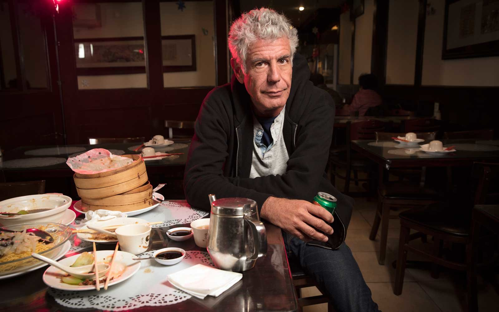 Anthony Bourdain Los Angeles Mexican Food