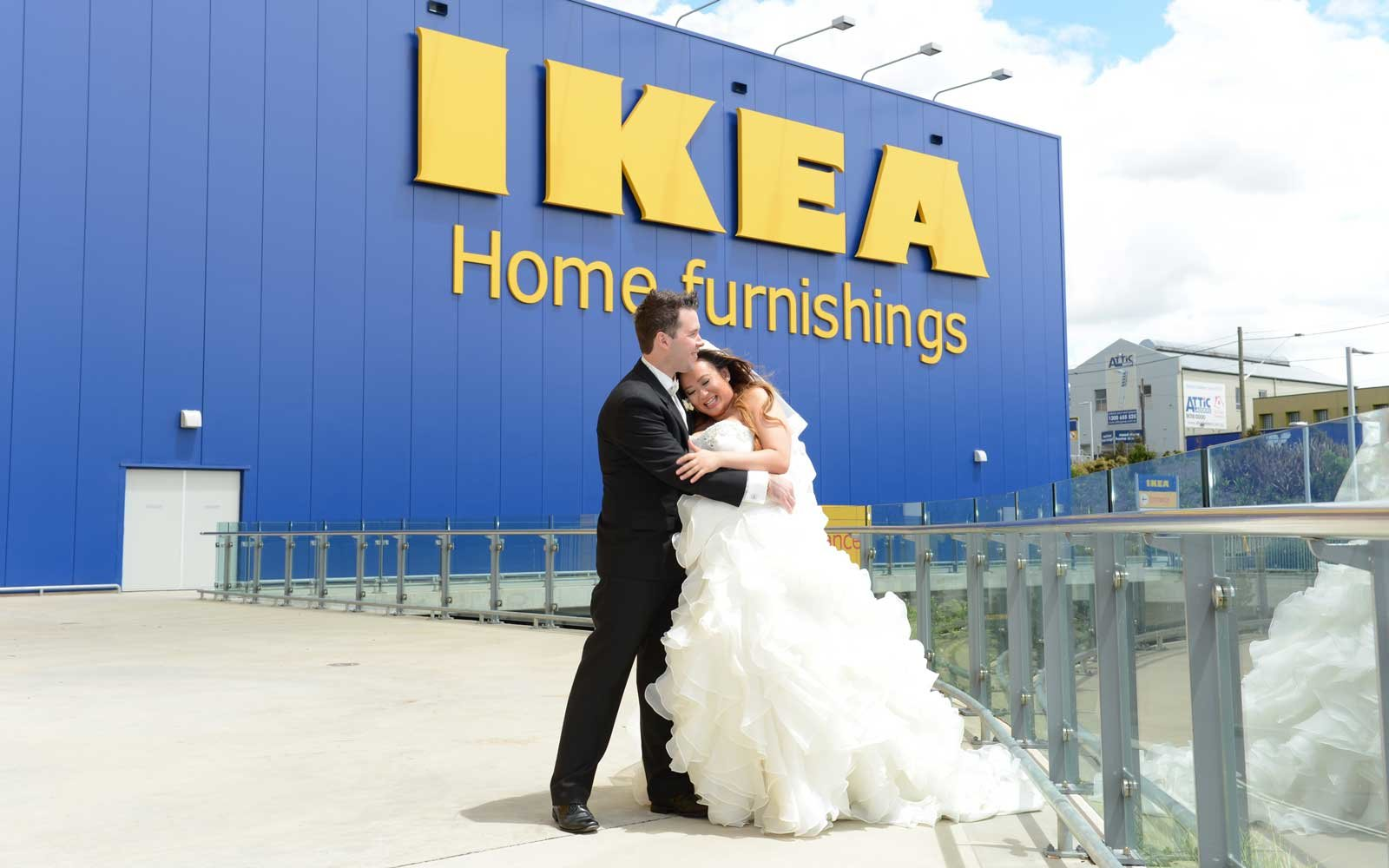 Ikea Relationship Station