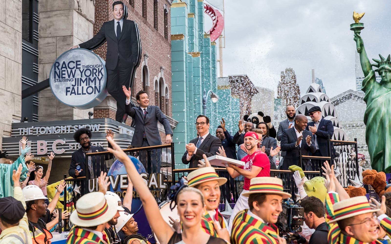 Everything To Expect From Jimmy Fallon S New Universal