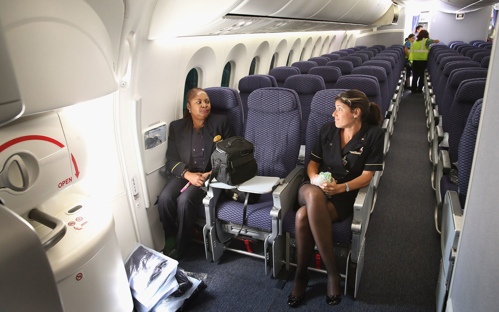 United Airlines Crew Can No Longer Bump A Boarded