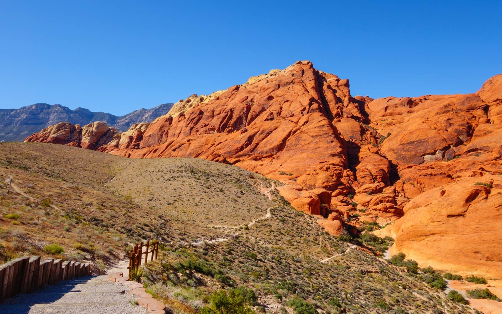 10. Red Rock Canyon National Conservation Area