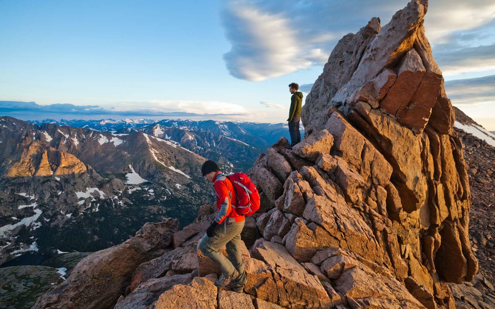 3. Rocky Mountain National Park